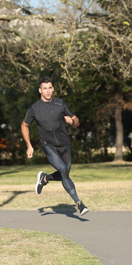 Intensidad del running