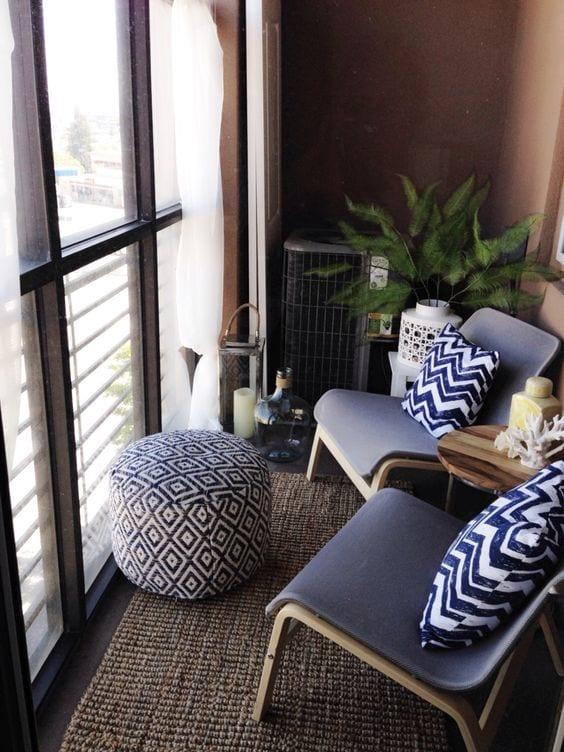 Muebles para balcones
