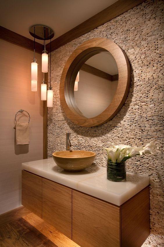 Texturas en diseño de interiores