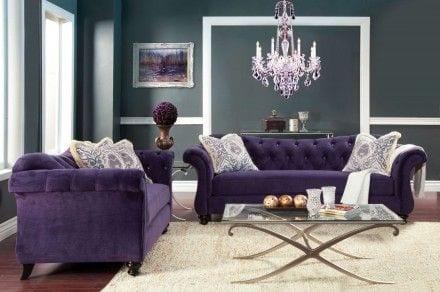 colores para living room grandes