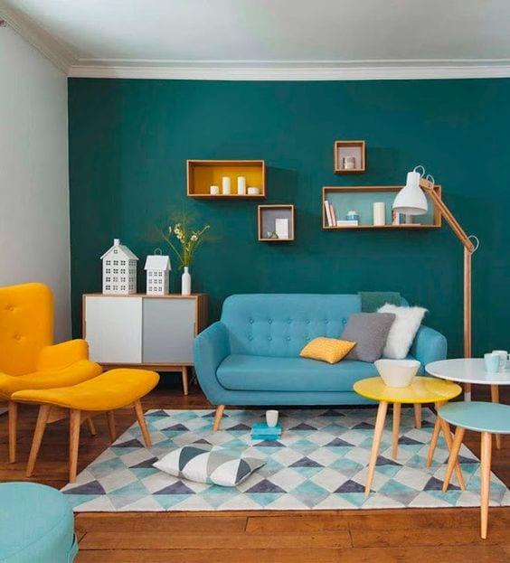 colores para living room tendencias en color 2019 2020