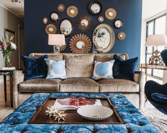 colores para living room