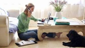 como organizar nuestro tiempo y dividir tareas cuando trabajamos en casa