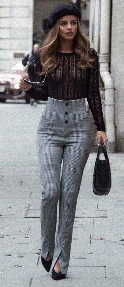 pantalones de vestir para la oficina