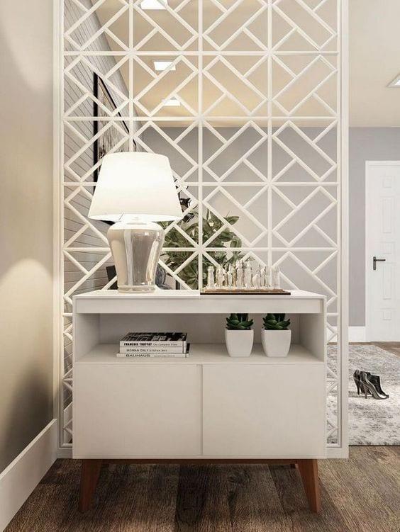 Como dividir ambientes sin construir paredes con divisiones de acrilico