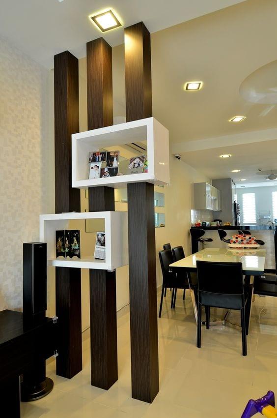 Paneles para dividir habitaciones