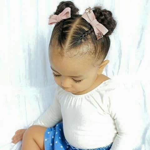 Peinados para el dia del niño para las princesas