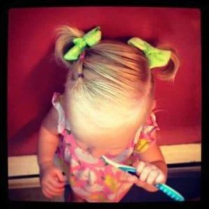 Peinados para niña elegantes