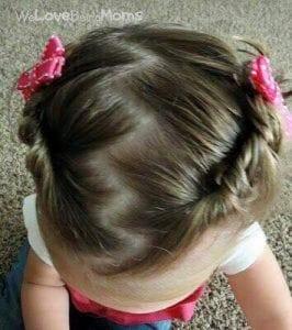 Peinados para niñas con trenzas