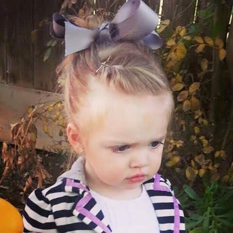 Peinados para niñas para fiestas del dia del niño