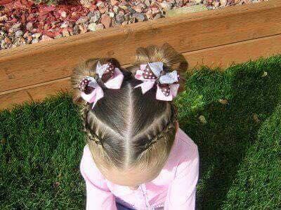 Peinados para niñas