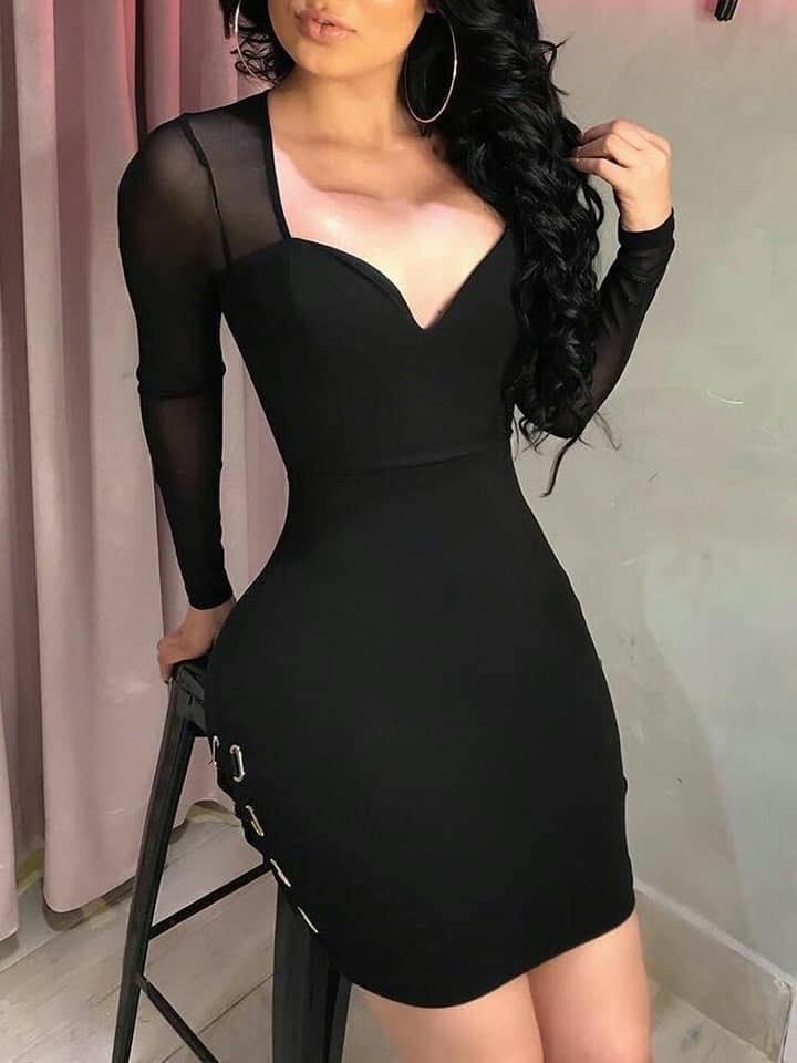 Vestidos negros 2019