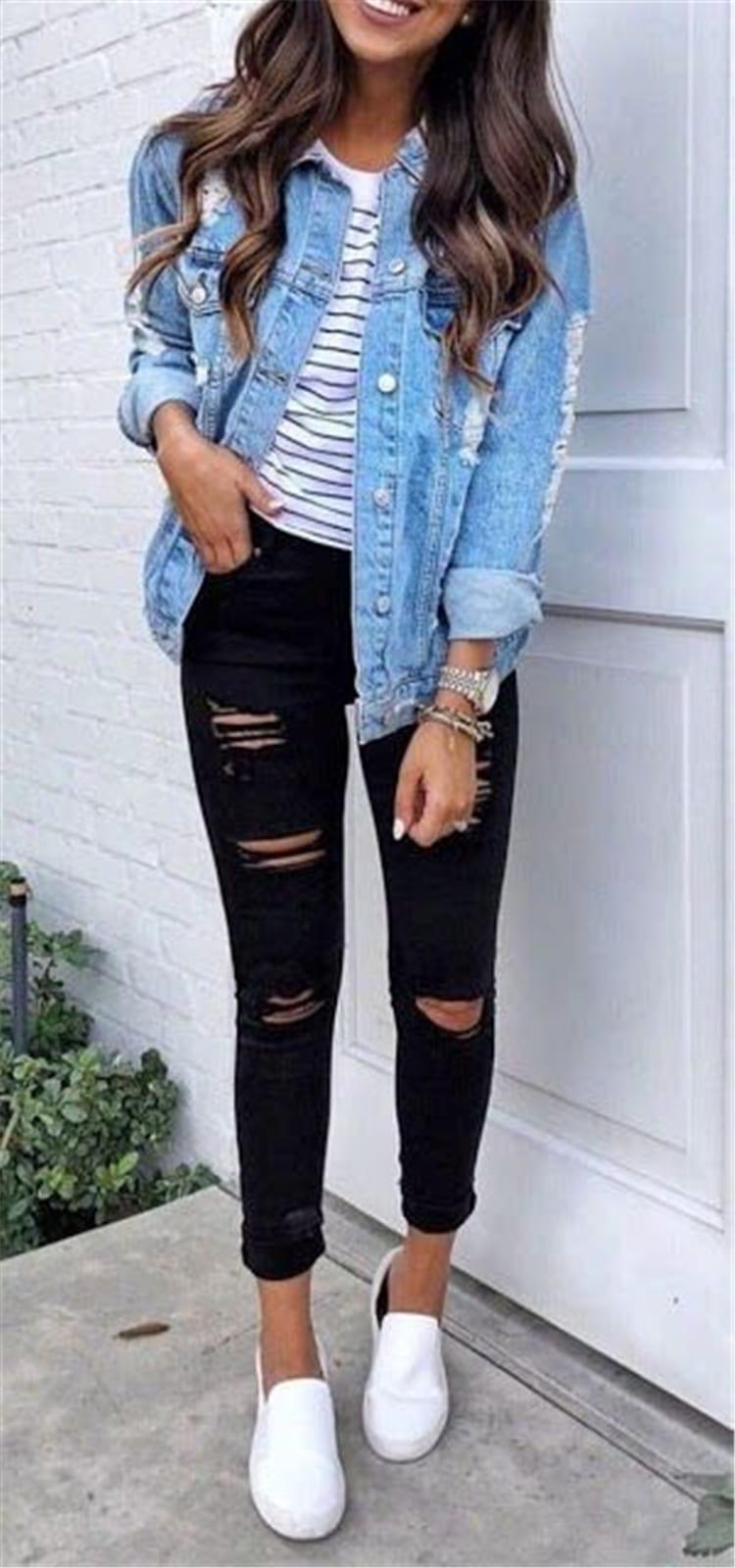 ropa de moda para chicas adolescentes