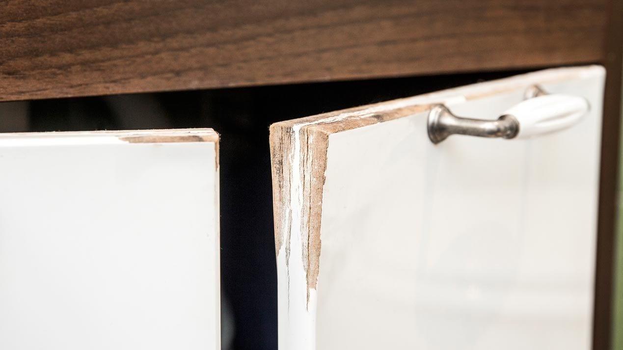 Como eliminar el moho de los muebles