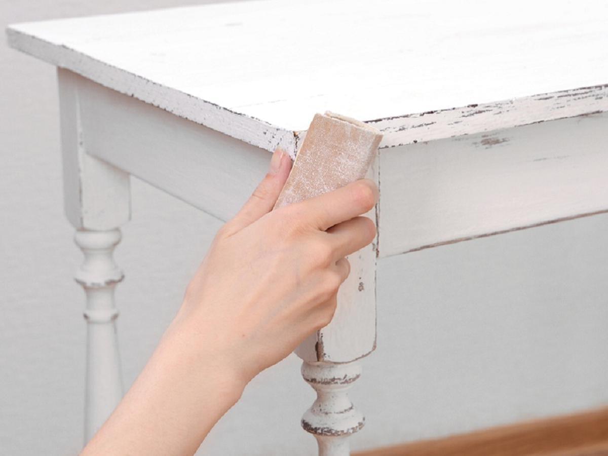 Cómo preparar los muebles para antes de pintarlos