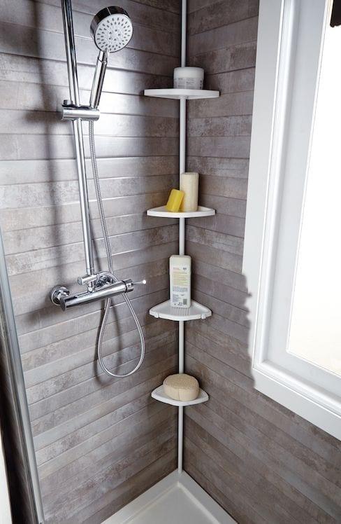 Complementa tu baño con accesorios decorativos