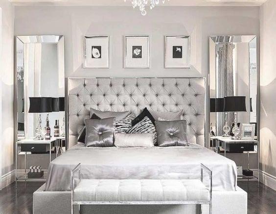Consejos de decoración para un dormitorio elegante