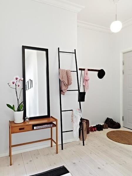 Decorar tu recibidor estilo minimalista