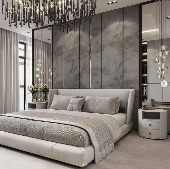 Diseños de cabeceros para dormitorios elegantes