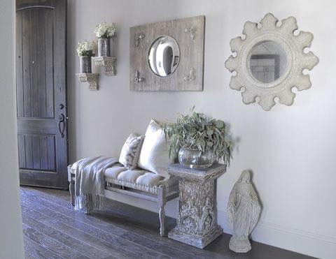 Ideas para decorar un recibidor de forma economica