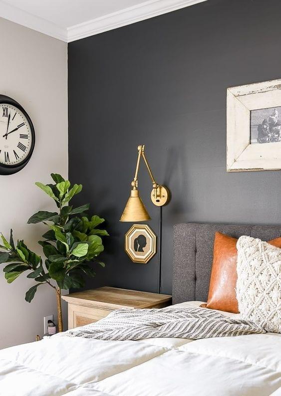 Iluminación en dormitorios elegantes