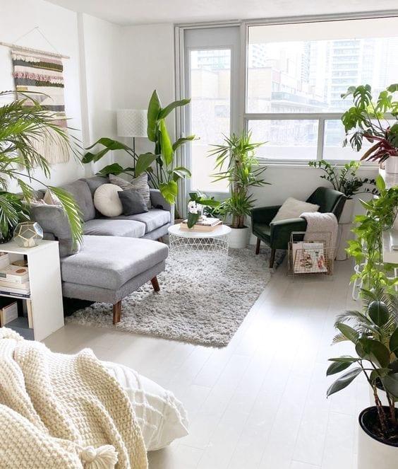 Tipos de suelos para salas pequeñas