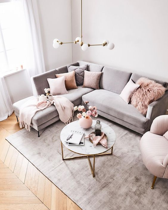 7 Ideas para decorar salas con poco dinero