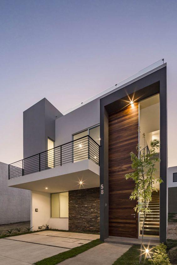 Acabados para casas modernas