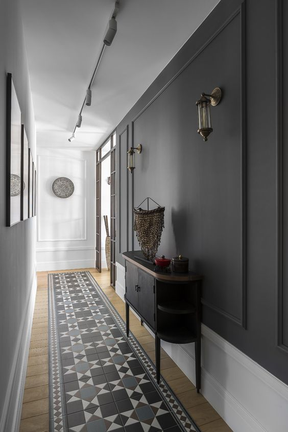 Accesorios de decoración para pasillos