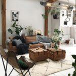 Accesorios decorativos para una casa vintage industrial