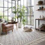 Alfombras de fibras naturales para la sala
