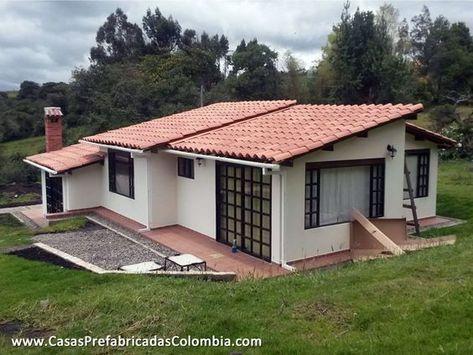 Casas de campo pequeñas y bonitas