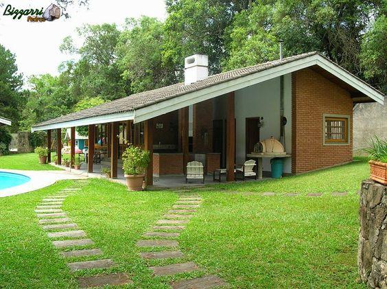 Casas de campo sencillas