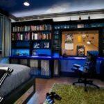 Como decorar una habitación juvenil para hombre