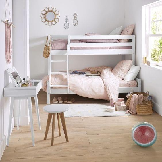 Decoración de cuartos para niñas de 8 a 15 años
