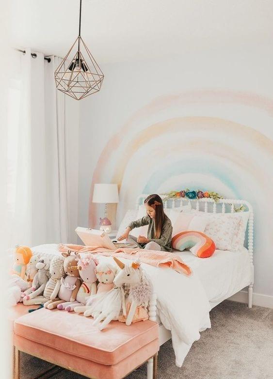 Aprende a decorar cuarto para niña según su edad