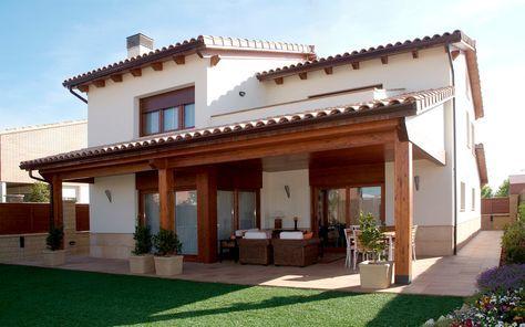 Diseños de casas de campo