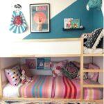 Espacios personalizados en cuartos compartidos niño y niña