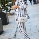 Ideas de outfits con converse y traje sastre