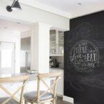 Ideas de pizarras elegantes en la cocina