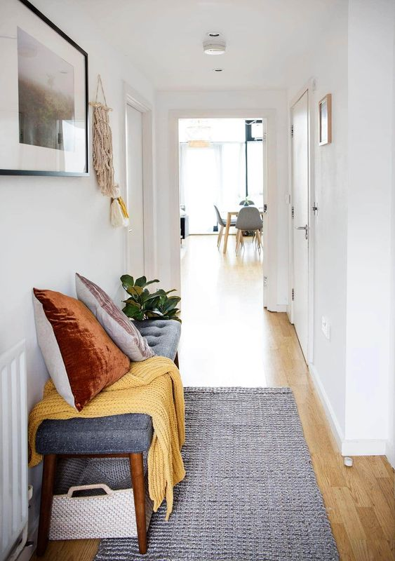 Ideas para decorar pasillos
