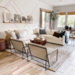 Ideas para decorar salas con poco dinero con textiles