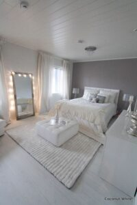 Ideas para dormitorios femeninos grandes
