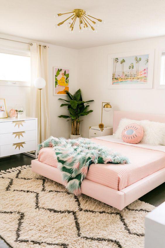 Ideas para dormitorios femeninos modernos