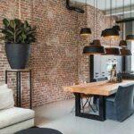 Iluminación para interiores estilo industrial