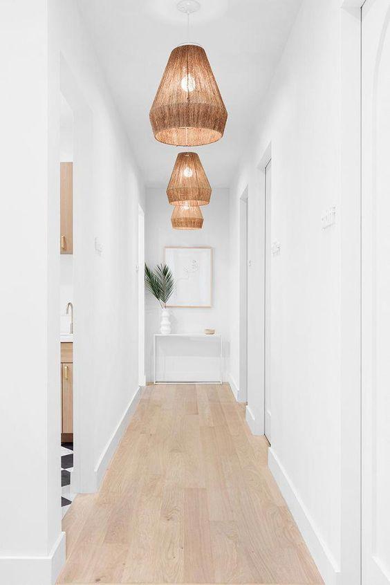 Iluminación para pasillos