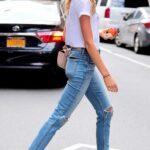 Lucen perfectos con jeans