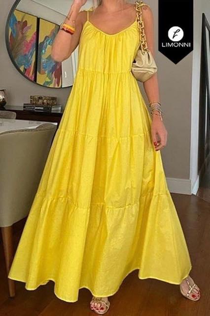 Maxi vestidos de moda casuales