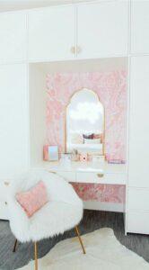 Muebles para dormitorios femeninos
