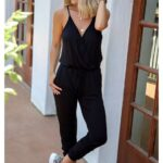 Outfits informales con jumpers negros
